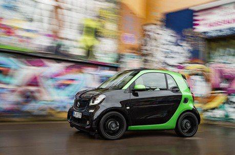 歐規Smart車款 將於2020年全面搭載電能動力