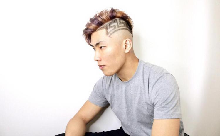 髮型創作/霍華德。圖/StyleMap提供