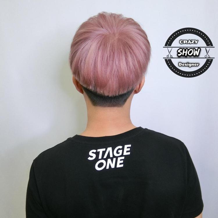 髮型創作/Show。圖/StyleMap提供