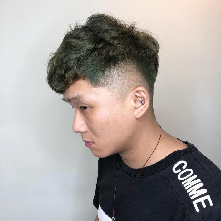 髮型創作/艾瑞絲戰神。圖/StyleMap提供