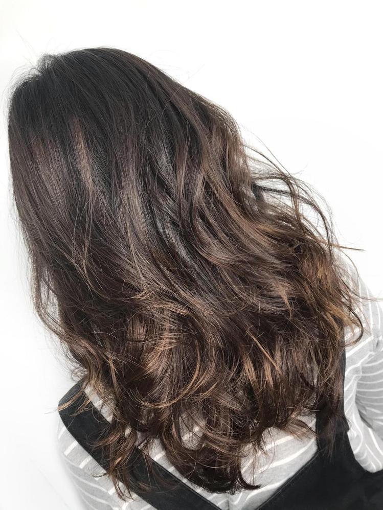 髮型創作/ Vava。圖/StyleMap提供