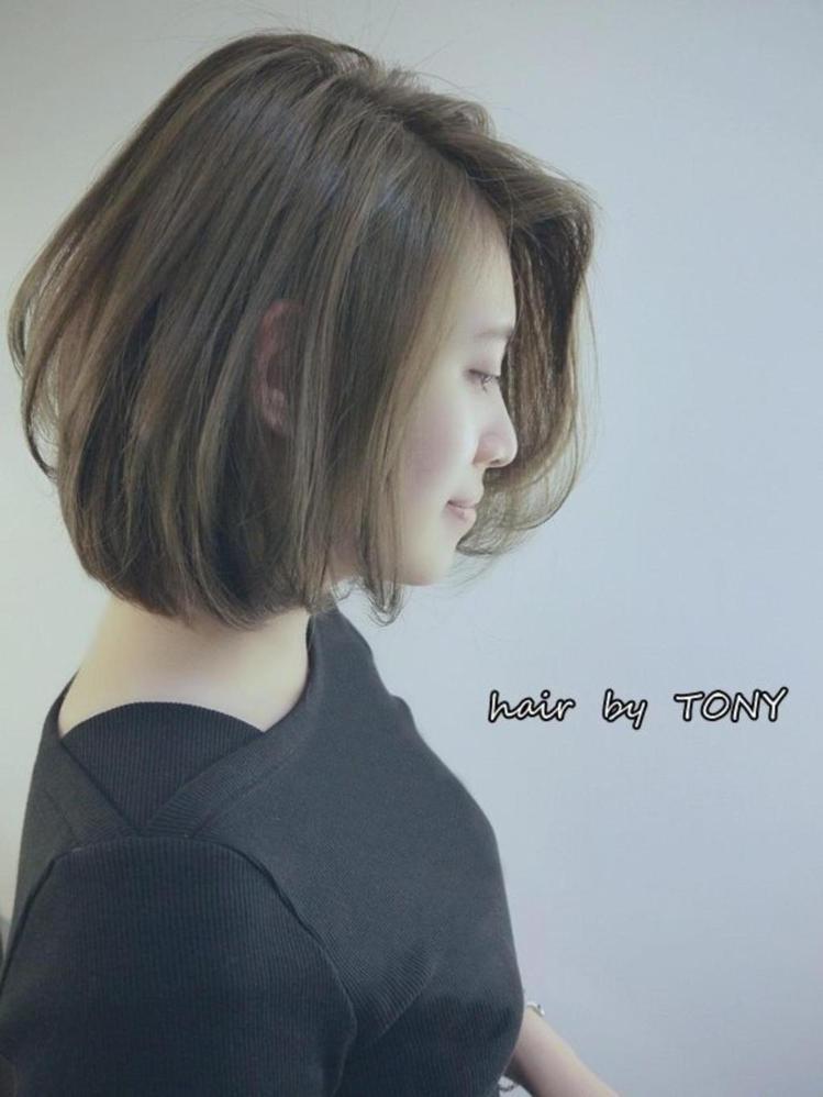 髮型創作/Tony Xiao。圖/StyleMap提供