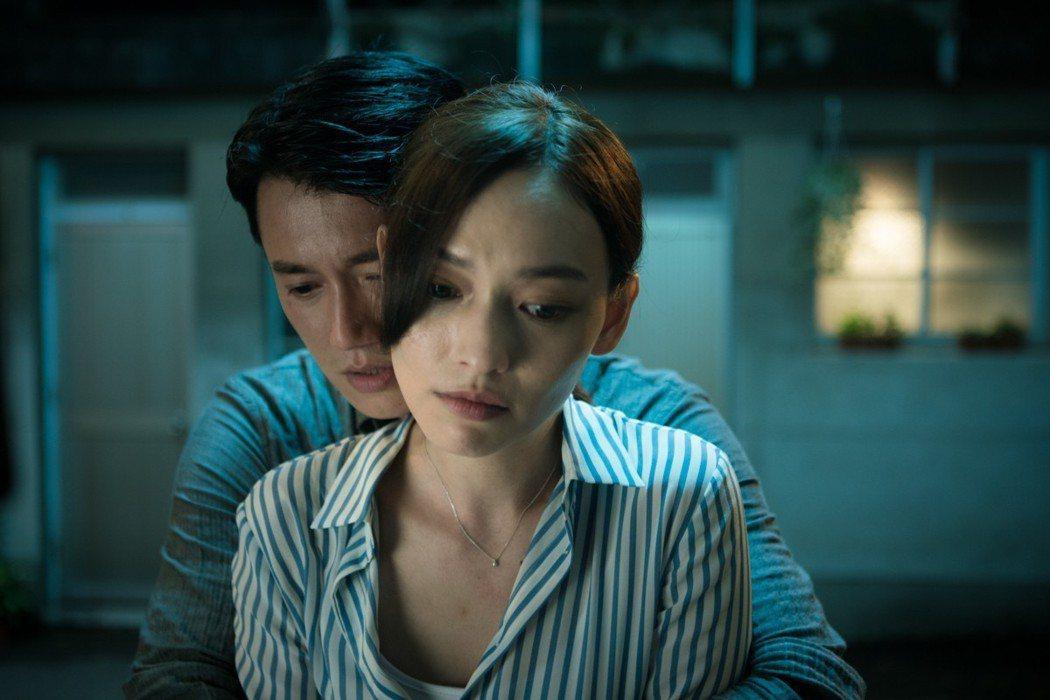吳慷仁、尹馨主演「引爆點」。圖/台北電影節提供
