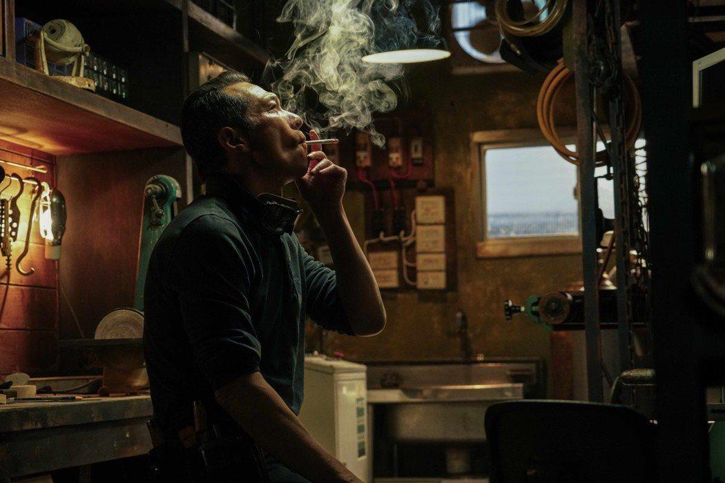 電影「范保德」劇照。圖/台北電影節提供( ※ 提醒您:抽菸,有礙健康 )