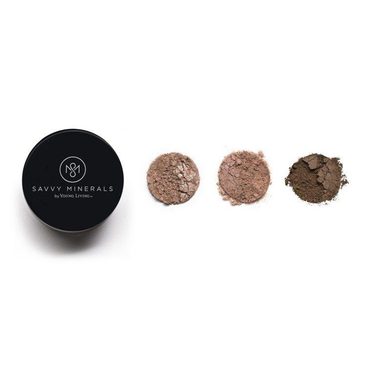 Savvy Minerals自然礦物腮紅系列。圖/Savvy Minerals提...