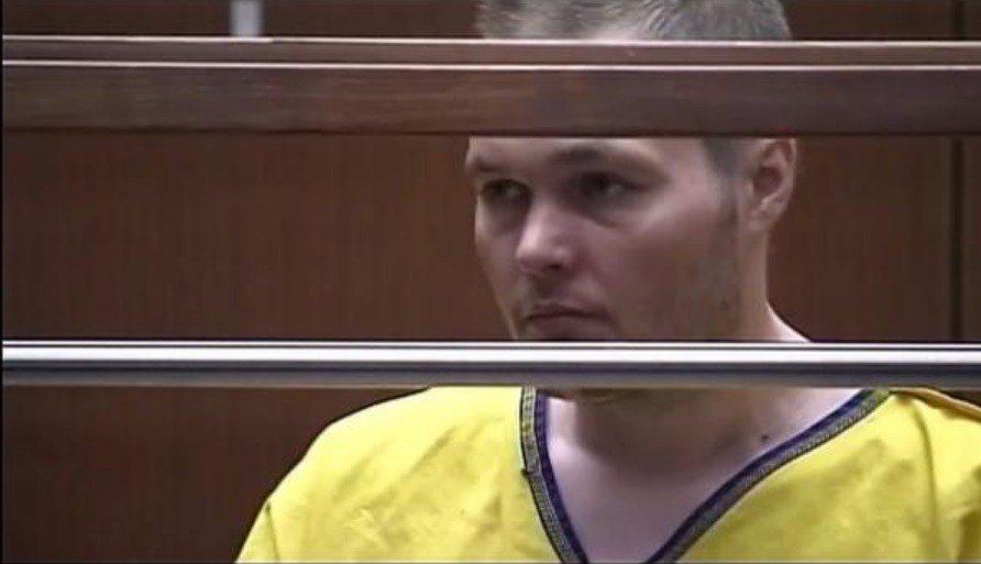 喬許亞寇貝特因擅闖影星家中被捕,被傳已在近日和警方對峙過程中自殺身亡。圖/摘自c...
