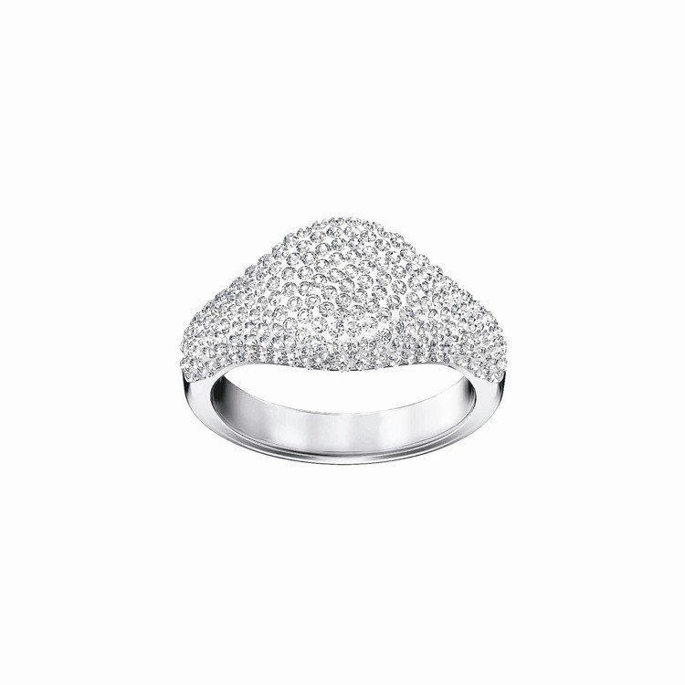 Stone戒指,6,490元。 圖/施華洛世奇提供