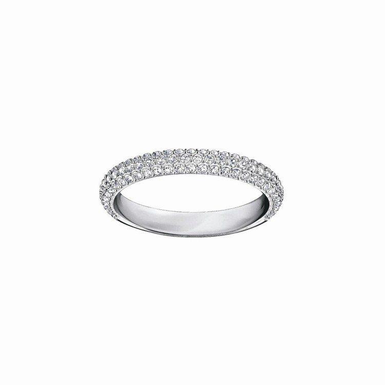 Stone戒指,3,990元。 圖/施華洛世奇提供