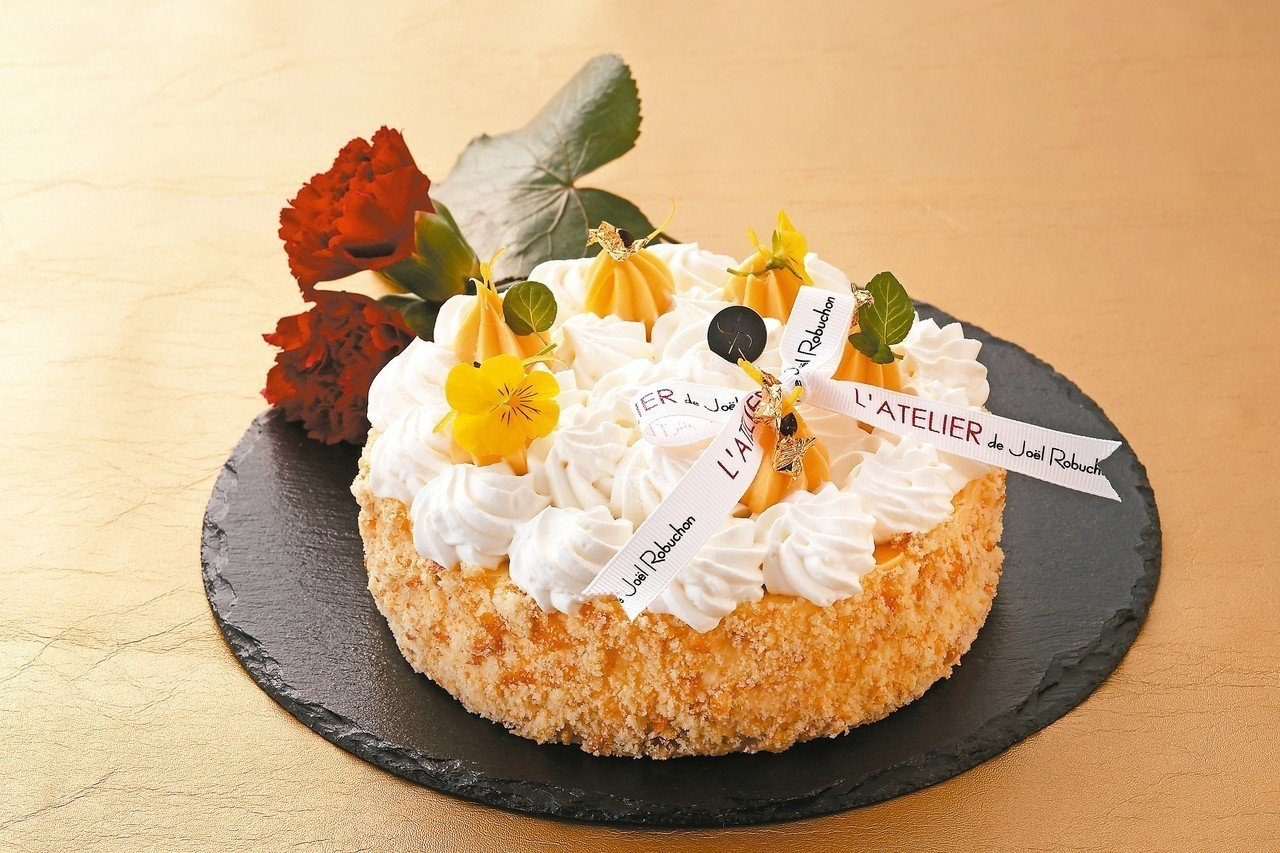 L'ATELIER de Joël Robuchon侯布雄法式餐廳「百香乳酪蛋糕...