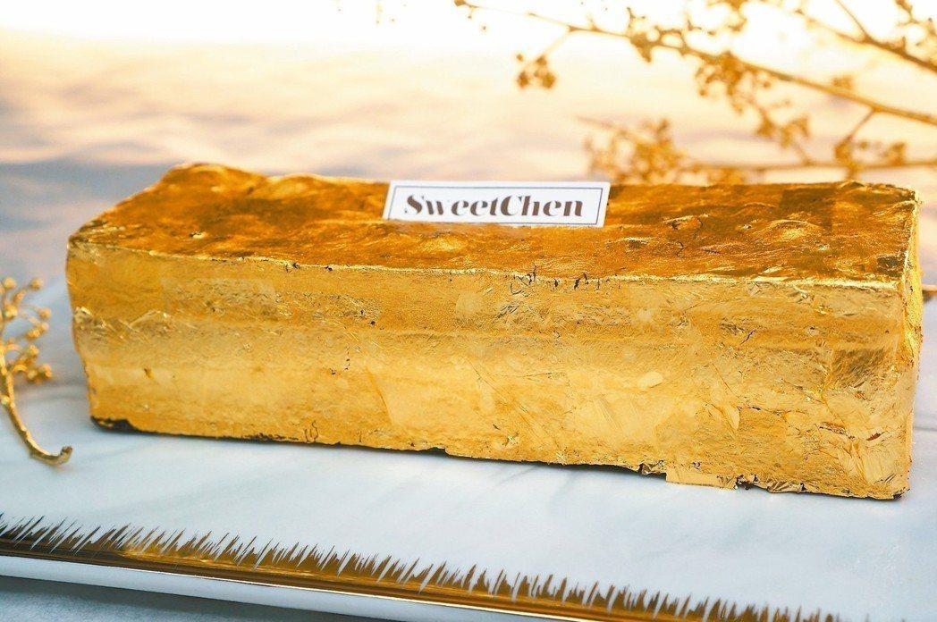 Sweet Chen 999金磚棉花糖布朗尼,2,680元。 圖/遠百提供