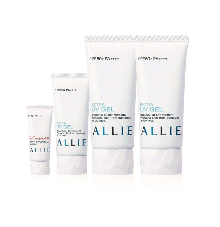 ALLIE EX UV高效防曬水凝乳新品上市限定組,原價2,860元、特價1,8...