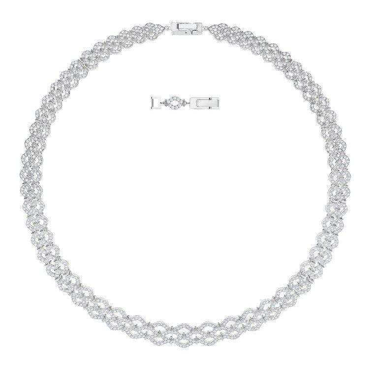 Lace項鍊,12,900元。圖/施華洛世奇提供