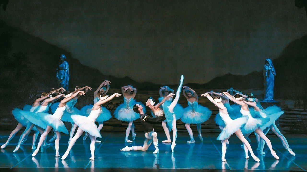 莫斯科古典芭蕾將首度來台演出《天鵝湖》,早鳥活動進入最後倒數。 圖/聯合數位文創...