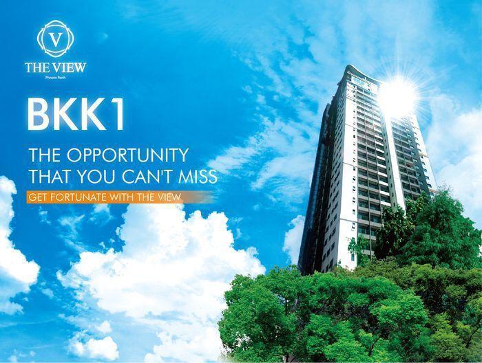 和新建設看準金邊市經濟發展,推出「THE VIEW」,該案位於金邊市中心BKK1...