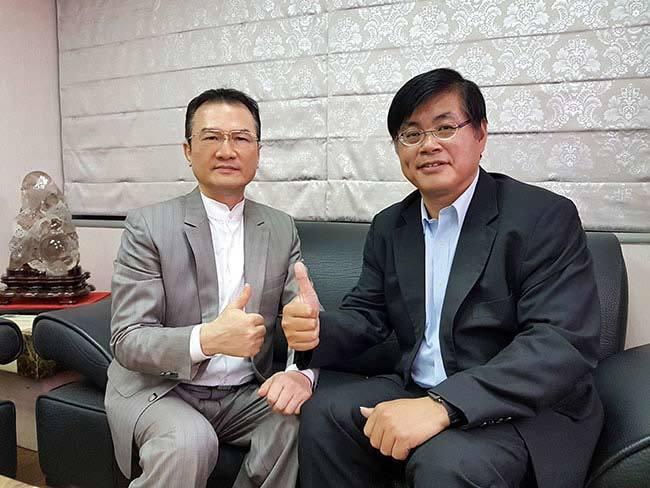 理財周刊發行人洪寶山(左)、王鳳奎(右)650