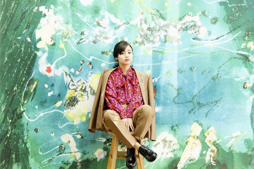 藤原櫻將於7月22日在台北The WALL開唱。圖/Welcome Music