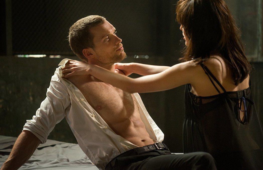 艾德史克萊恩曾主演「玩命快遞:肆意橫行」。圖/摘自imdb