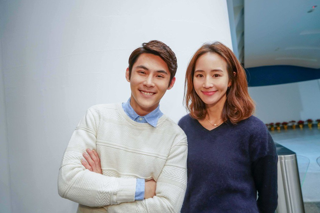 張鈞甯客串「翻牆的記憶」飾演陳奕的女友。圖/TVBS提供