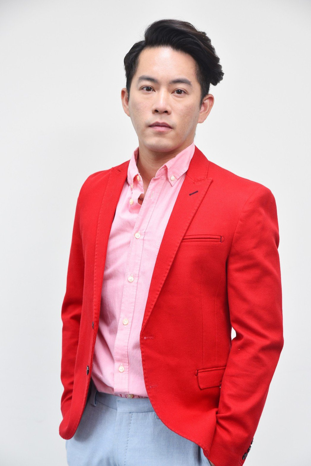 Junior韓宜邦演出新戲「魚躍龍門」。圖/緯來電影台提供