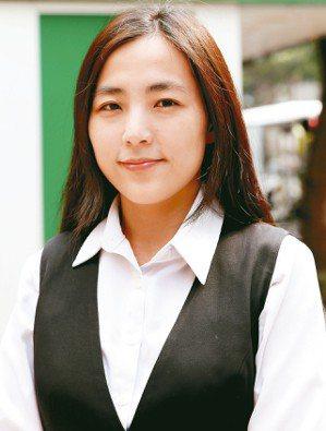 沈宇婕(信義房屋師大永康店),年齡34歲,入行年資9年。