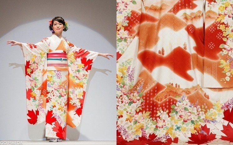 加拿大的和服。圖/擷自kimonoproject
