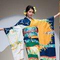迎接東京奧運 日本為196國設計客製和服美呆了!