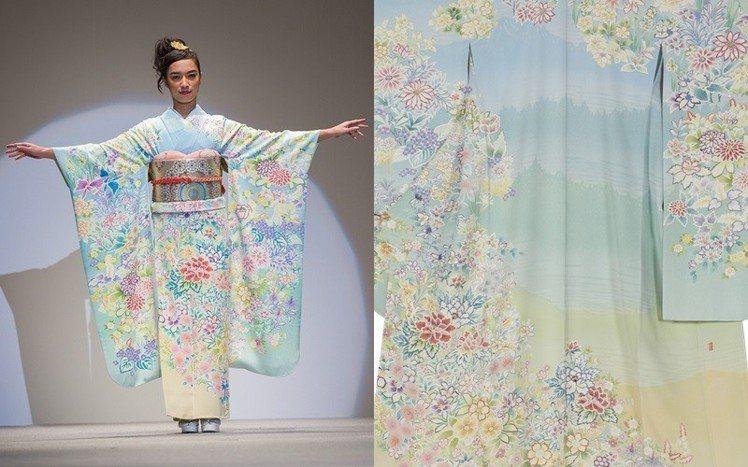 摩洛哥的和服。圖/擷自kimonoproject