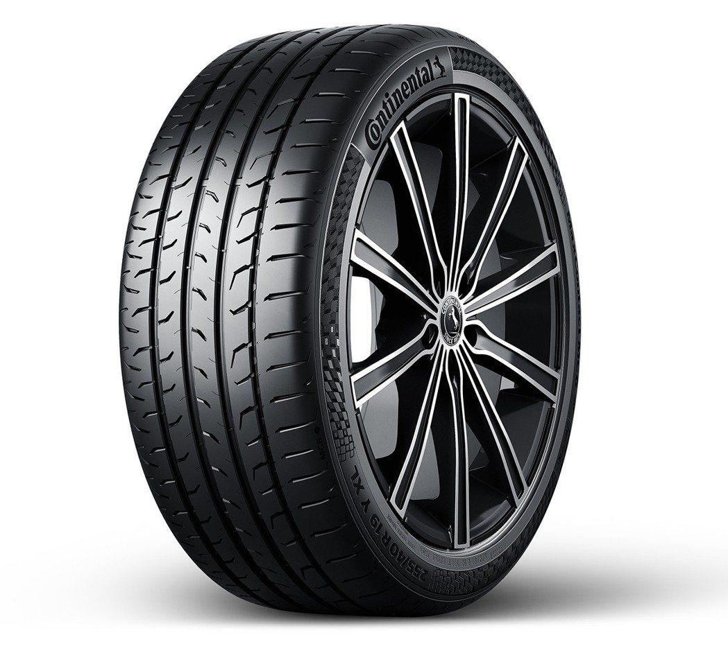圖為MaxContact MC6。 德國馬牌輪胎提供