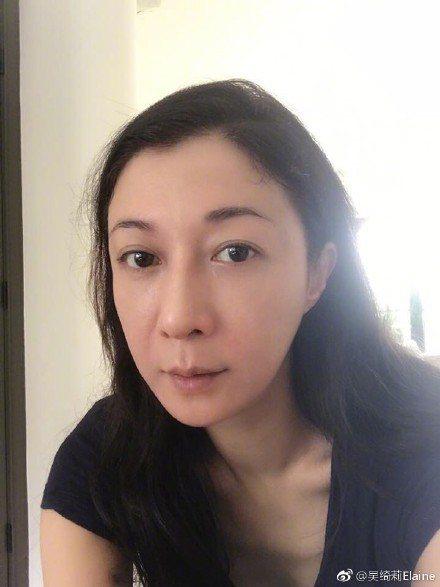 吳綺莉的經紀人好友阿文發微博,表示吳綺莉接受各界壓力,「要垮了」。圖/摘自微博