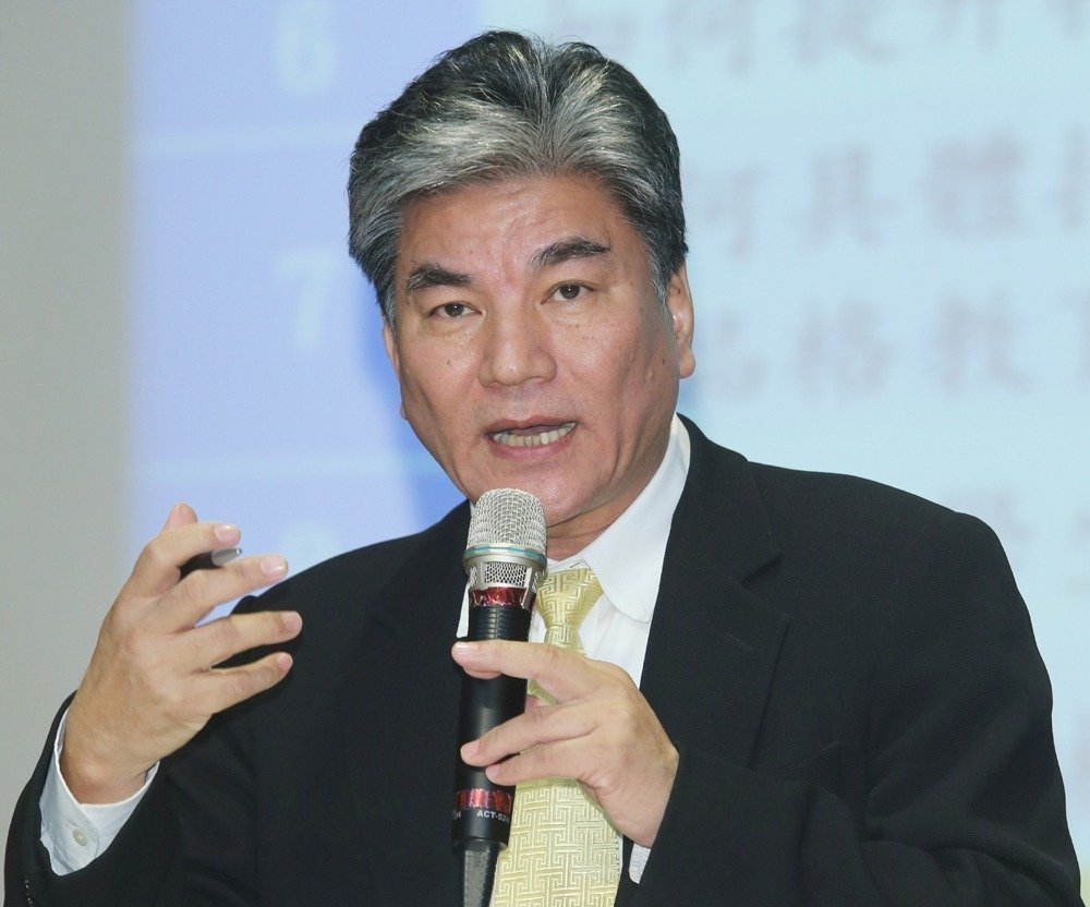 內政部前部長李鴻源。 聯合報系資料照/記者蘇健忠攝影