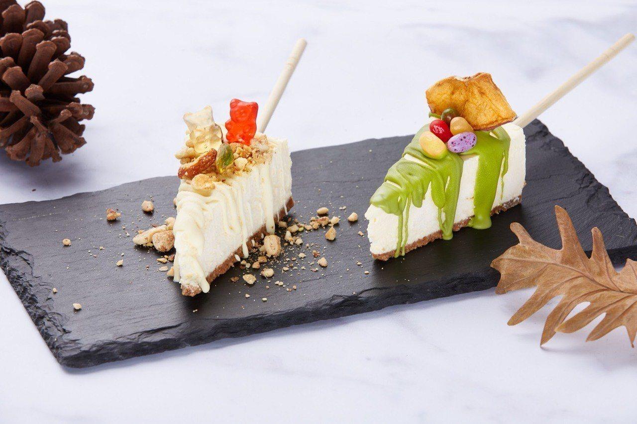 台南虱目魚第三代賣魚也賣蛋糕。圖/文化局提供