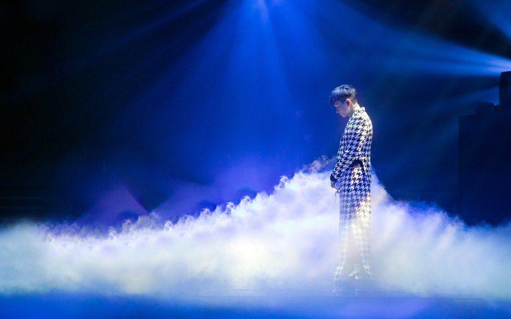 林俊傑出道15年,第一次來到大連舉辦演唱會。圖/JFJ Productions提