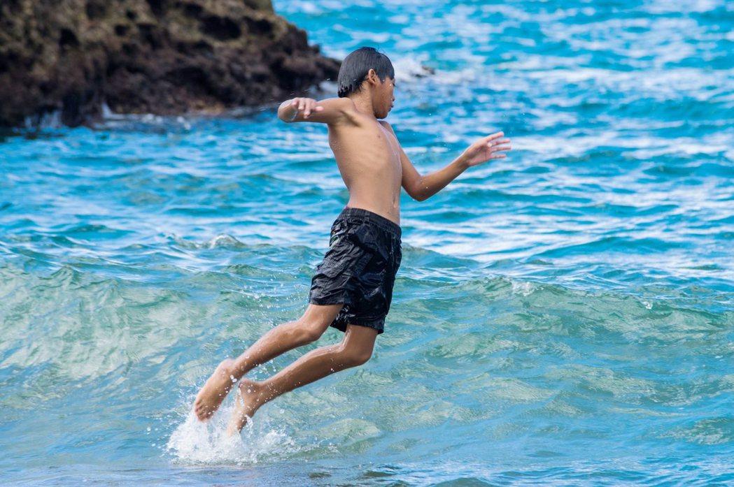 「只有大海知道」被譽為是史上最「蘭嶼」的電影。圖/海鵬提供