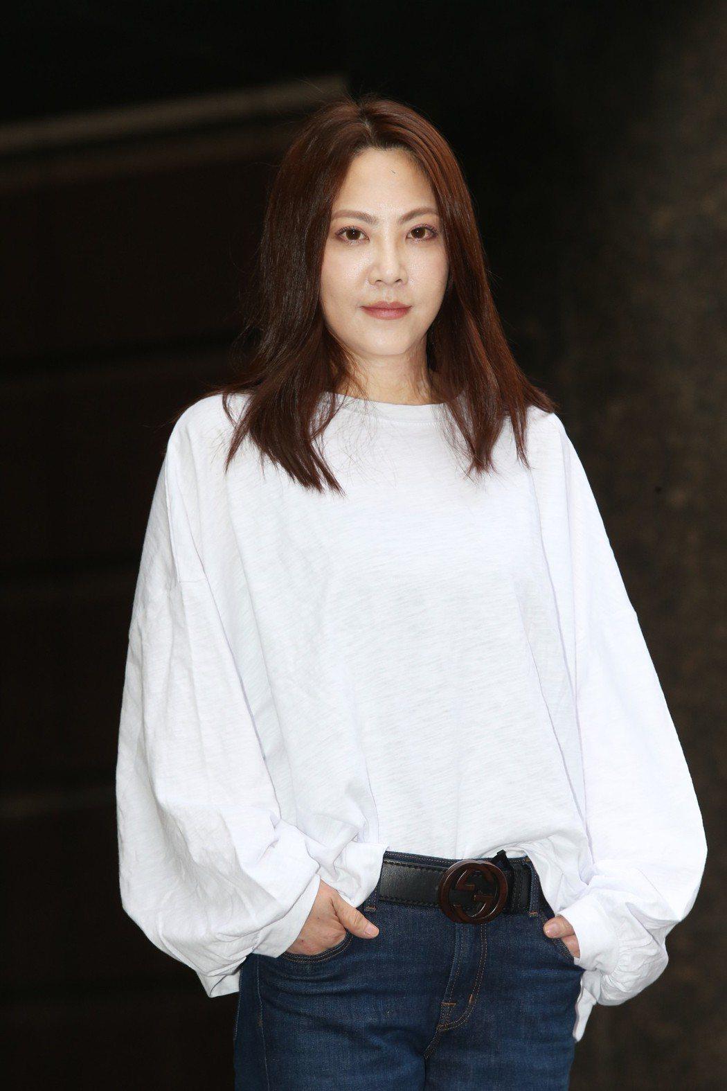 女人我最大髮型師吳依霖專訪。記者徐兆玄/攝影