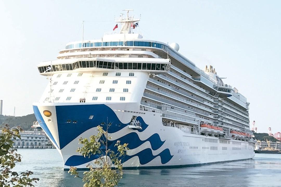 盛世公主郵輪用汽笛演奏「愛之船」大受歡迎,郵輪公司決定7月前,在基隆港都聽得到盛...