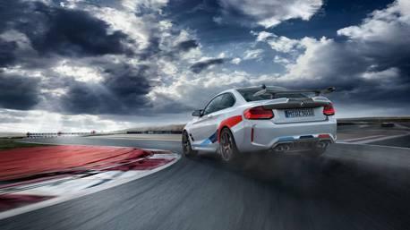 換引擎不夠狂?BMW M2 Competition再新增M套件讓你裝好裝滿