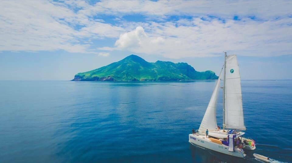 ▲宜蘭烏石港帆船體驗。(圖/大幸福號Happiness)