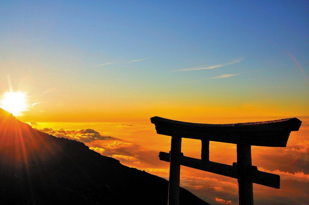 ▲富士山御來光。(圖/靜岡縣觀光局)