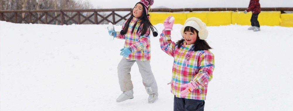 ▲富士山Yeti滑雪場(圖/Snowtown Yeti)