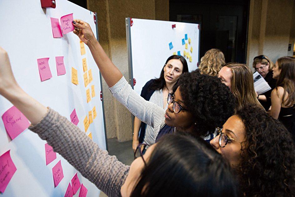 史丹佛設計學院中沒有任何的「設計」課,也不提供學位。學院給予非常大的空間,讓來自...