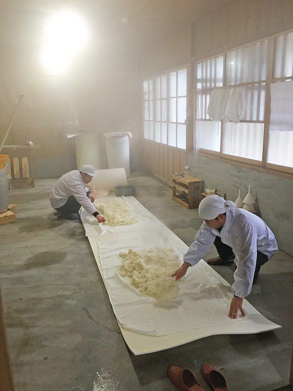 陳韋仁的自釀之路從取種、種稻開始。由於過去日本種植台中六十五號的最北界在北九州,...