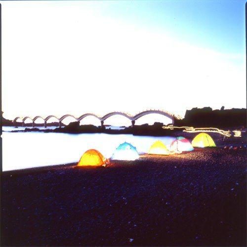 三仙台夜景。圖/觀光局提供、黃雅惠攝影