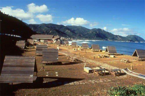 磯崎海水浴場。圖/觀光局提供、劉憲明攝影