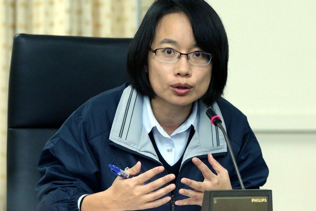 台北農產公司總經理吳音寧。圖/聯合報系資料照