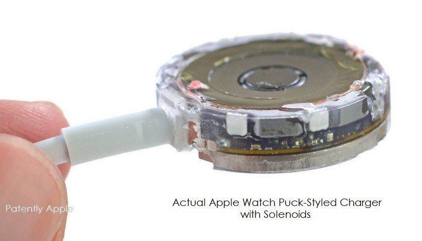 蘋果在無線充電技術傳出新進展。 圖擷自外媒Patently Apple