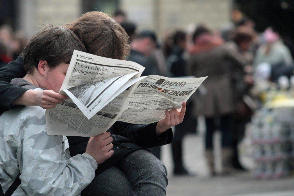 2016年底,《選舉報》(Gazeta Wyborcza),這家波蘭發行量最大的...