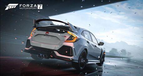 (預告片)買不到Honda Civic Type R FK8嗎?沒關係Forza Motorsport 7賣給你