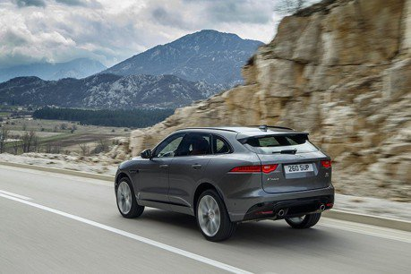 2019 Jaguar F-Pace將導入SVR性能車款! 安全與內裝配備也升級