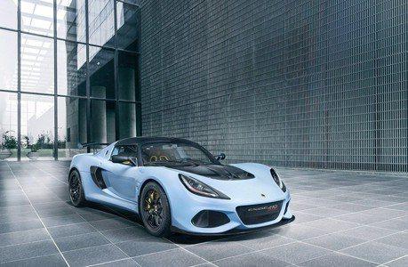 Lotus Exige Sport 410加速至100km/h只要3.3秒!