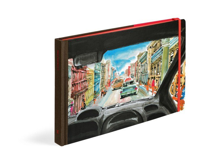 古巴遊記系列平裝版,售價1,750元。圖/LV提供